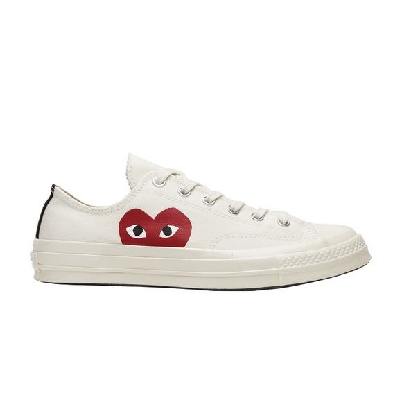Garcons Shoes | Cdg Converse | Poshmark